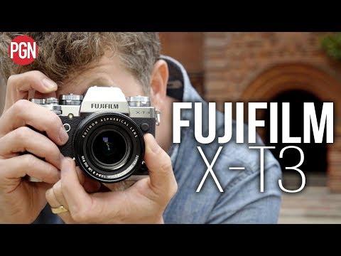 FUJIFILM X-T3 - First Look - 10-bit, 4K 60fps in a Fujifilm camera!