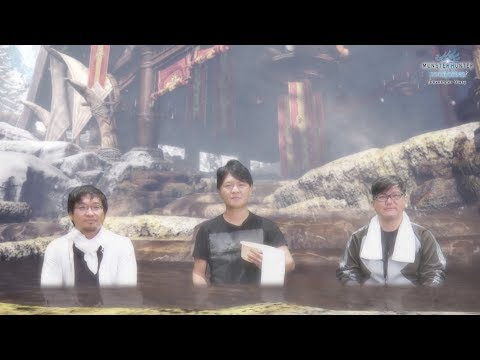 Monster Hunter World: Iceborne - Developer Diary #1
