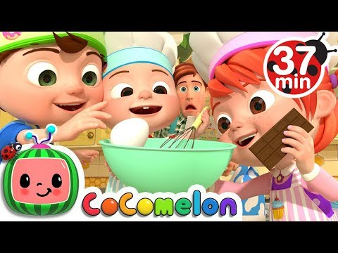 Pat A Cake 2 | + More Nursery Rhymes & Kids Songs - CoCoMelon