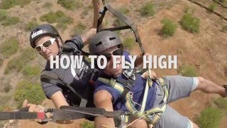 How to Fly High in Algarve, Portugal