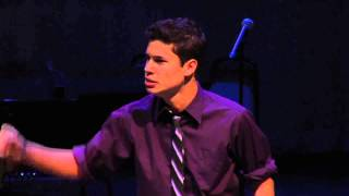 David Merino | Spoken Theater | monologue from Torch Song Trilogy | YoungArts LA 2013