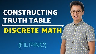 Grade 8 Math| Creating a Truth Table from a Compound Statement | Number Bender
