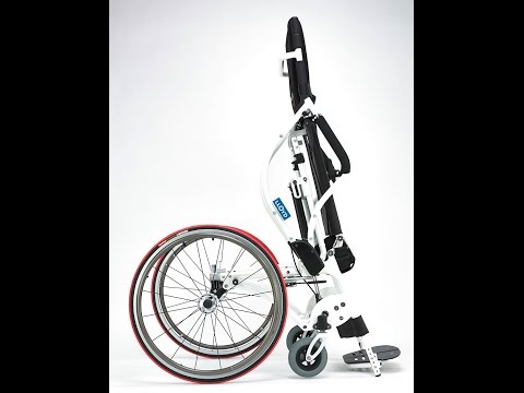 Wheelchair88 . LEO (Lightest Standing Wheelchair)