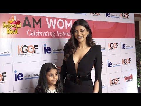 Sushmita Sen, Madhoo Shah & Others At 'I Am Woman Awards 2018' Part 1