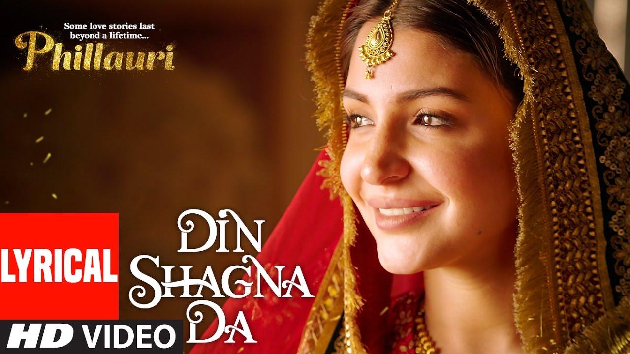 Din Shagna Da Lyrics Meaning
