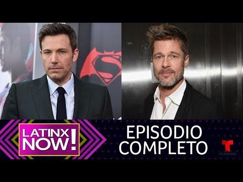 , title :'Donald Trump critica a Brad Pitt y Ben Affleck revela su opinión de 'online dating' | @LatinxNow!'
