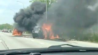 Фатальные аварии Май 2016 (с информацией по авариям)