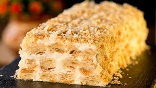 Быстрый и вкусный торт из 3 ингредиентов, всего за 30 минут! | Appetitno.TV