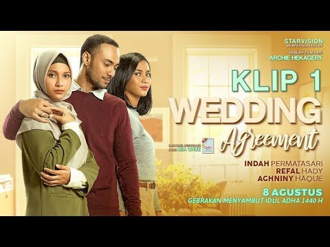 Wedding agreement   klip 1