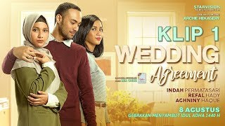 WEDDING Agreement - Klip 1