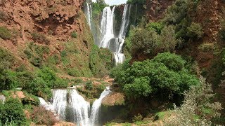 preview picture of video 'Ouzoud waterfalls, Azilal, Morocco'