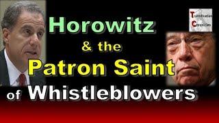 $2.8 BILLION RECOVERED!! Horowitz & the Patron Saint of Whistleblowers