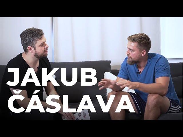 DEEP TALKS 35: Jakub Čáslava alias kubova_english - Učitel angličtiny a autor populárního podcastu