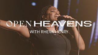 Surrounded (How I Fight) + Spontaneous   Rheva Henry   Open Heavens 2020