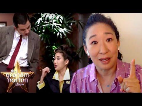 Sandra Oh o svých prvních rolích a o seriálu Na mušce