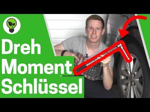 Drehmomentschlüssel einstellen DEUTSCH ✅ ULTIMATIVE ANLEITUNG: Drehmoment richtig anwenden fürs Auto