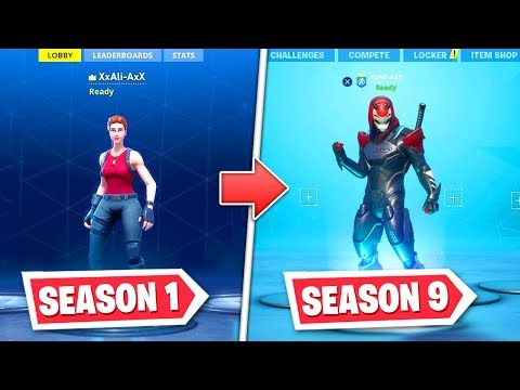 the TRUTH about OG Fortnite players...