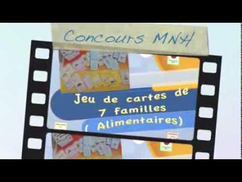 Dossier F – Jeu des 7 familles