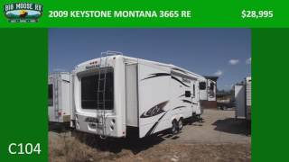 2009 KEYSTONE MONTANA 10TH ANNIVERSARY EDITION – C104