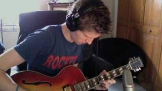 The Dodos- Walking (Cover by Christian Lyon)