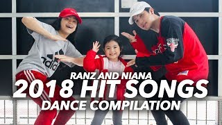 2018 Hit Songs Siblings Dance | Ranz and Niana