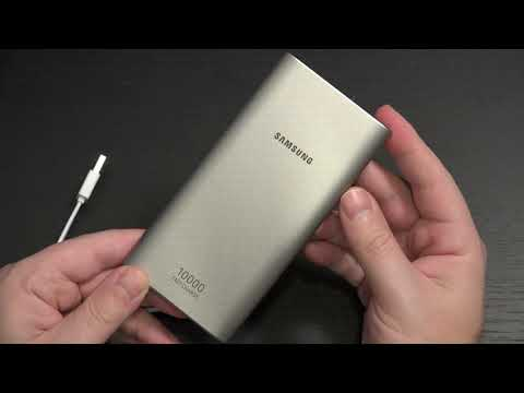 Samsung Type-C 10000mAh Fast Charge Battery Pack