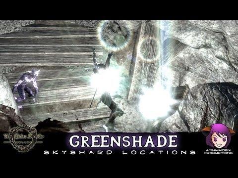 Greenshade Skyshards Elder Scrolls Online Wiki