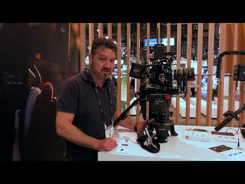Teradek Bolt LT and XT @ NAB 2018