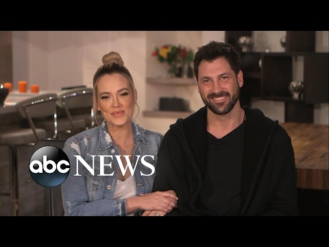 Maksim Chmerkovskiy, Peta Murgatroyd Interview on return to 'Dancing with the Stars'