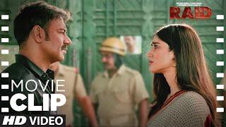 Khana Lekar Aayi Hun     Raid   Movie Clip   Ajay Devgn   Ileana D'Cruz