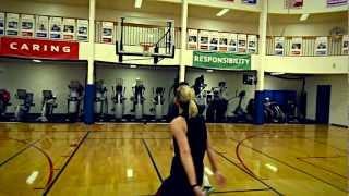 "Chris Hyppa Basketball - ""Training with 'Sloot"""
