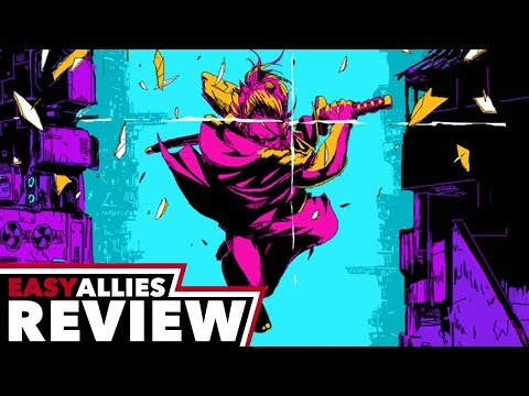 Katana Zero - Easy Allies Review - YouTube video thumbnail
