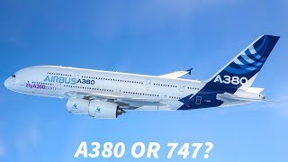 Is The A380 Or 747 BETTER For AIRLINES?