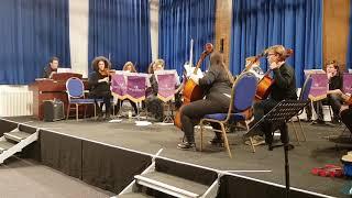 Concerto Grosso In F, James Nares - QE Baroque Ensemble