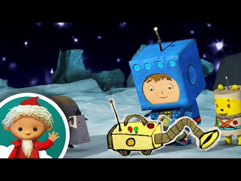 "Sandmännchen: Raketenflieger Timmi ""Der Mond"" ⭐ Folge 141 ⭐ Sandmann (rbb media) 2019"
