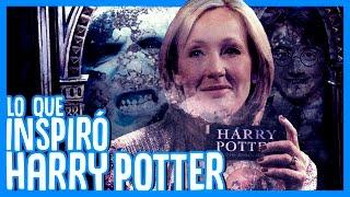 Las 7 EXPERIENCIAS de JKROWLING que INSPIRARON HARRY POTTER - Curiosidades