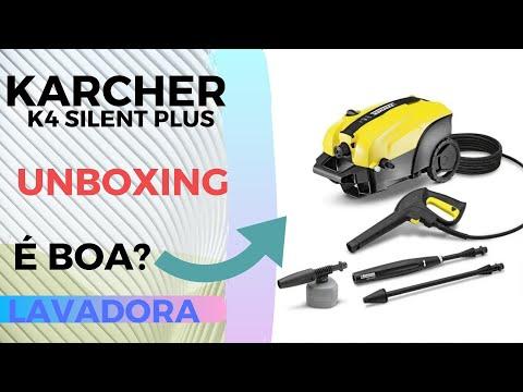 Unboxing Karcher K430 Silent Plus