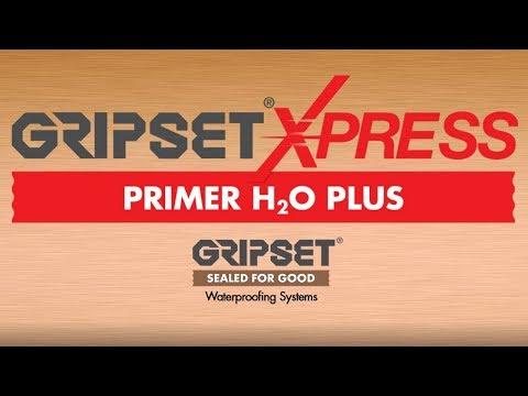 Gripset Xpress H2O Plus Primer