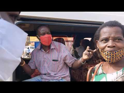 SITEEGI ZIBADDE NKALU: Ebibadde ku lunaku olusoose olwa takisi