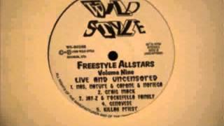 Nas & N.O.R.E. - Freestyle (Funkmaster Flex 1997)