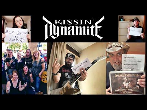 Kissin' Dynamite FANVIDEO - You're Not Alone