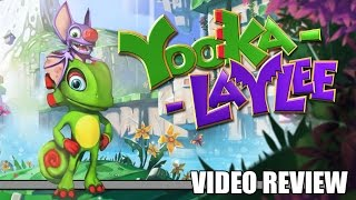 Review: Yooka-Laylee (Xbox One, PlayStation 4 & Steam) - Defunct Games