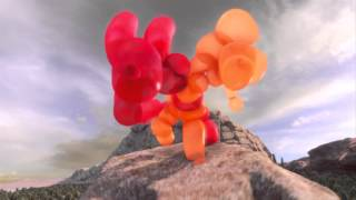 Tumbleweed Tango [3D animated short film]