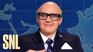 Weekend Update: Rudy Giuliani on Trump's Election Lawsuits - SNL