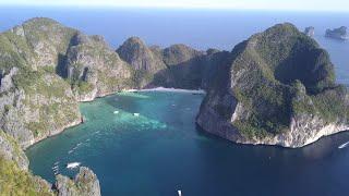 Maya Bay Sleep Aboard - Thailand
