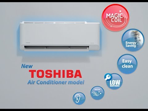 Toshiba Split Air Conditioner