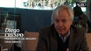 Diego Crespo - Presidente de Molino Chacabuco