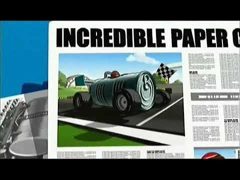Recycle Advert UK 2005 - Roads