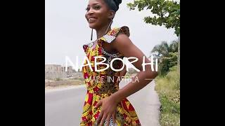 Ankara Print Clothing - African Dresses - Daisha Ankara Dress By Naborhi