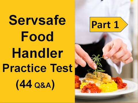 ServSafe Food Handler Practice Test (40 Questions & Anwers with ...